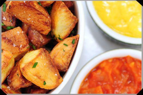 On the tapas trail: patatas bravas