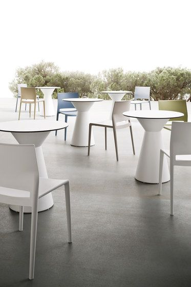 The playful shapes created by the Roller family of stools and tables make indoor and outdoor environments more fun and complete. The different heights and finishes help Interior designers in their search for the most suitable product. The development of the Roller family through injected technopolymers makes the product smooth, easy to clean, and suitable for intensive use. Available from SW Contracts 011 262 3521. email info@swcontracts.co.za. You can also buy online www.swcontracts.co.za