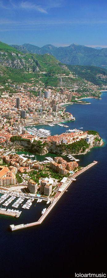Fabulous Monaco ~ on the French Riviera