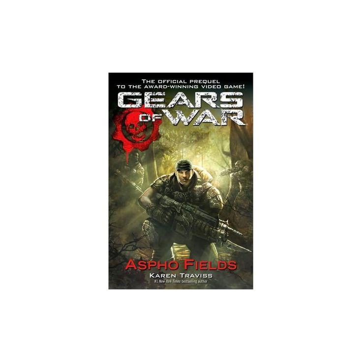 Gears of War : Aspho Fields (Paperback) (Karen Traviss)