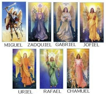 7 Archangels Symbols | Archangels Names and Meanings