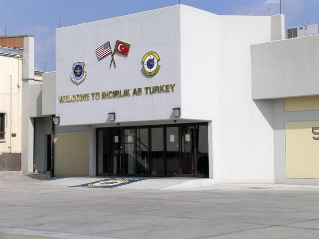 AMC Passenger Terminal, Incirlik Air Base, Turkey - 2008