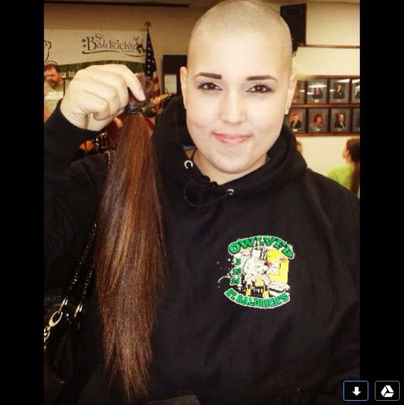 You Might Be Inspired To Cut Your Hair After Seeing These Before And Donation Photos