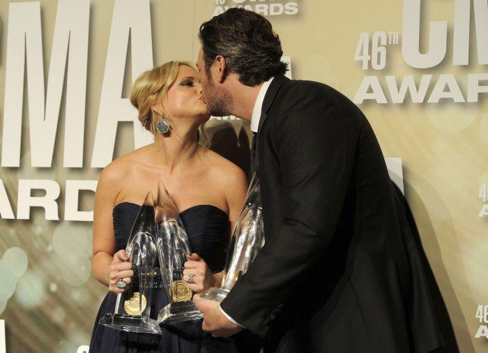 Miranda Lambert and Blake Shelton are adorable via @AOLLifestyle Read more: http://ipad.aol.com/article/2015/07/22/blake-shelton-and-miranda-lambert-divorce-new-details-revealed/21212843/?a_dgi=aolshare_pinterest#slide=3543755 fullscreen
