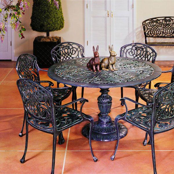 "The ""Sea Island Patio Dining Set"" belongs on your beach home patio, $3,427.00"