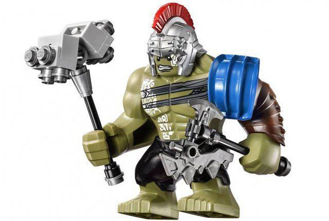 Thor: Ragnarok LEGOs Show Old Faces & New Creatures