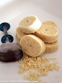 The Kulinary theme for April is Polvoron. Polvoron is a Filipino treat that is made out of toasted flour, milk powder, sugar and butter. It'...