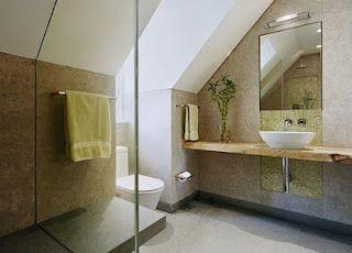 Diseño de Baños Pequeños y Modernos posible en casa