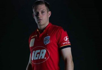 Adelaide United FC 2016/17 Macron Home and Away Kits