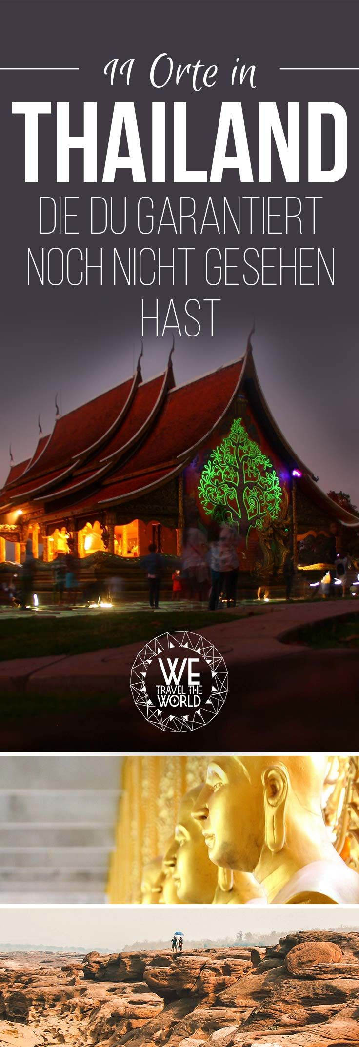 Thailand abseits des Massentourismus: 11 Ecken, die du garantiert noch nicht gesehen hast