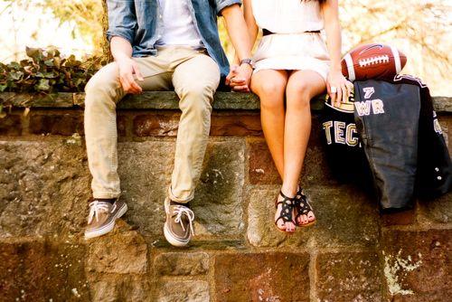 High School Couples