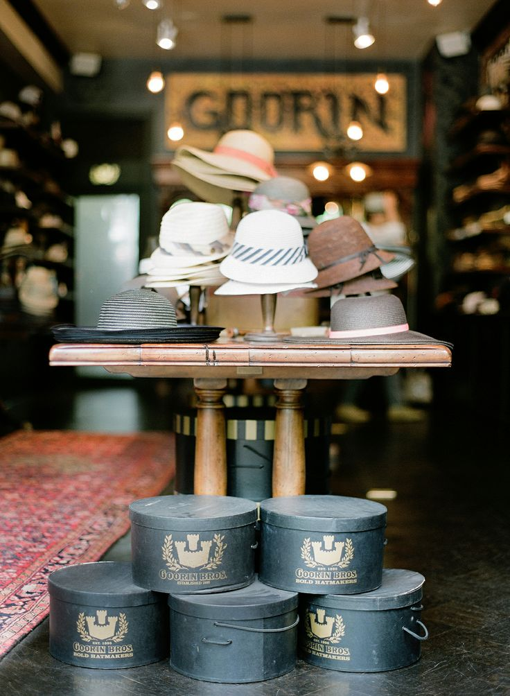product photography, goorin hats http://lesl.ee/