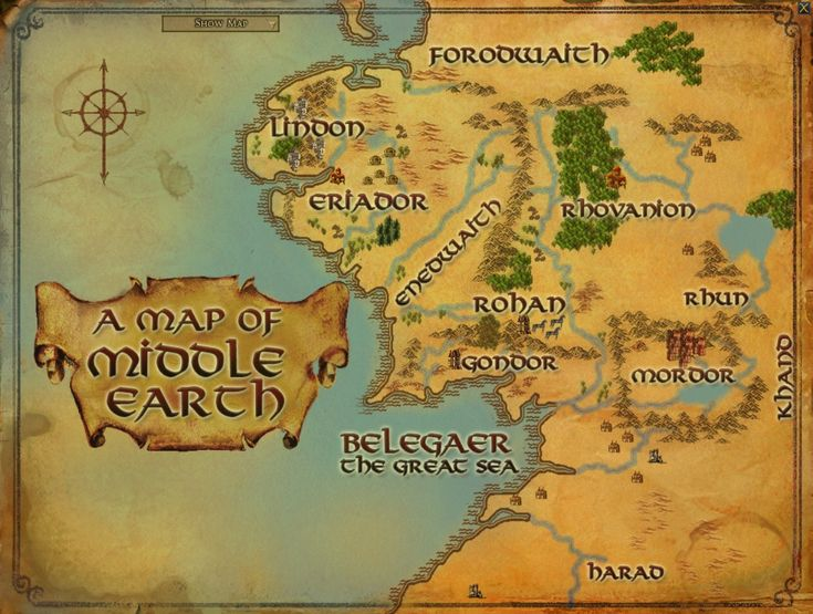 Middle Earth    Google Image Result for http://vnmedia.ign.com/lotrovault.ign.com/fms/images/maps/5/1173850220_fullres.jpg