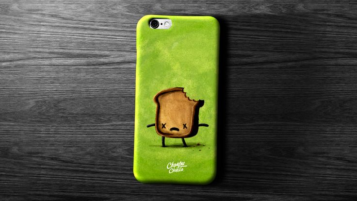 Mr. Little Bread Slice Bitten Case de Happrintables en Etsy https://www.etsy.com/es/listing/261119791/mr-little-bread-slice-bitten-case