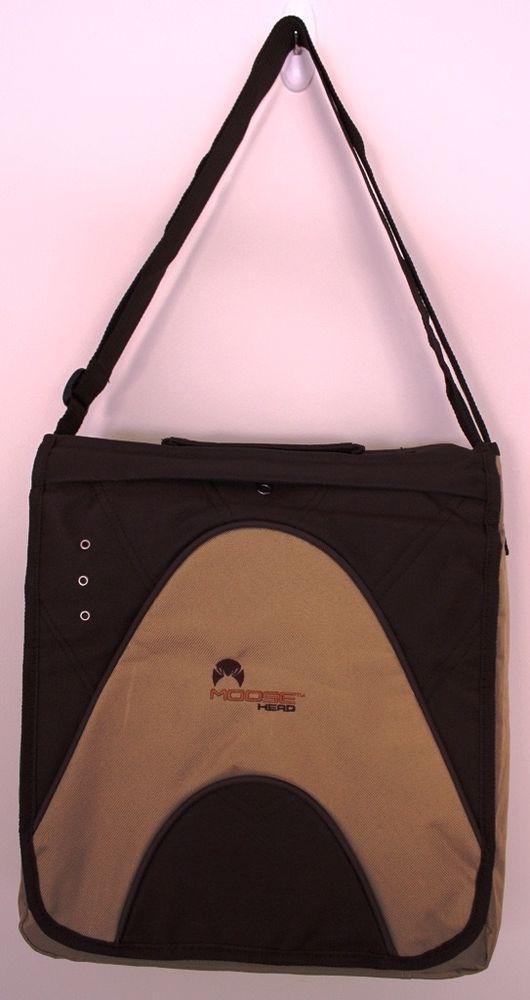 SatchelMessenger Bag Moosehead Brand with Shoulder Strap