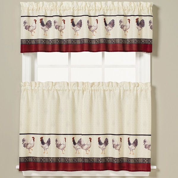 25 best ideas about french country curtains on pinterest country kitchen curtains french - French country kitchen valances ...