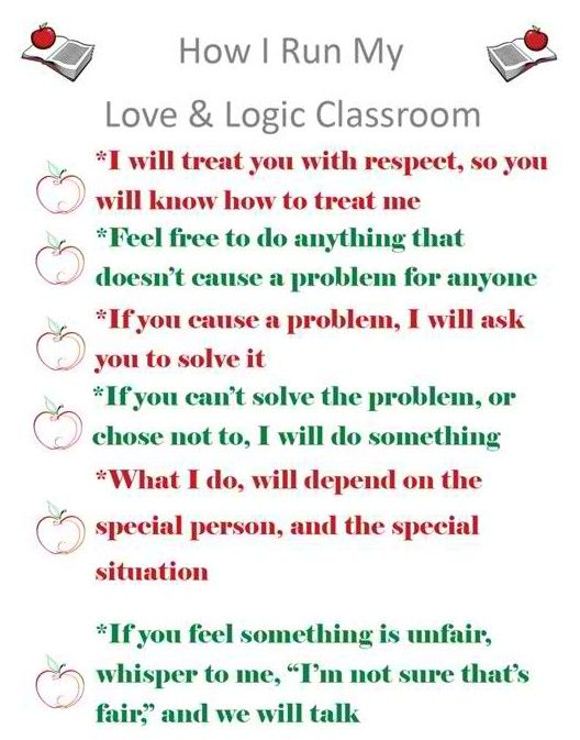 Best images about love and logic on pinterest