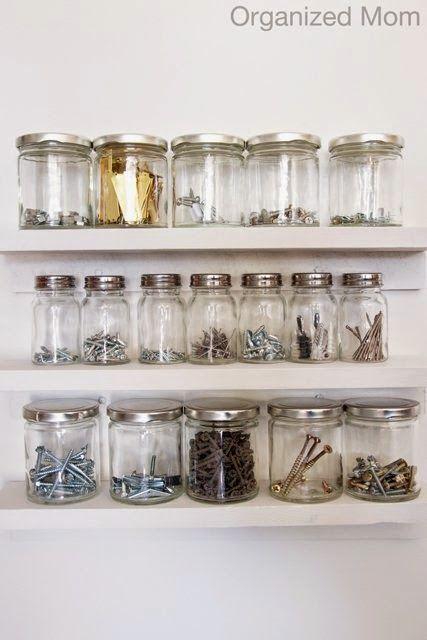 31 έξυπνες ιδέες για αποθήκευση και οργάνωση σπιτιού!
