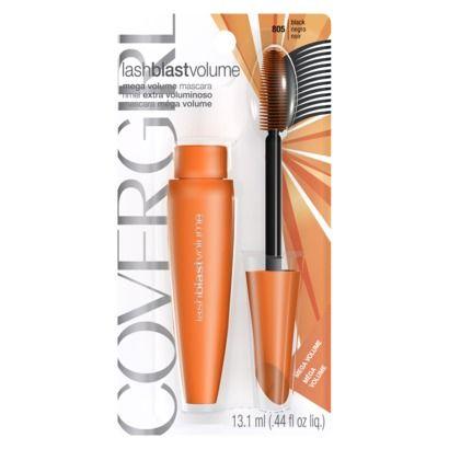 I've been accused of wearing false eyelashes when I use this.  CoverGirl LashBlast Volume Mascara