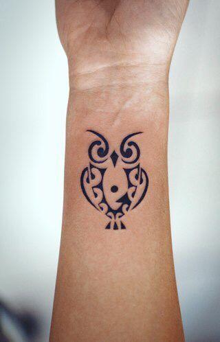 #tattoo#owl