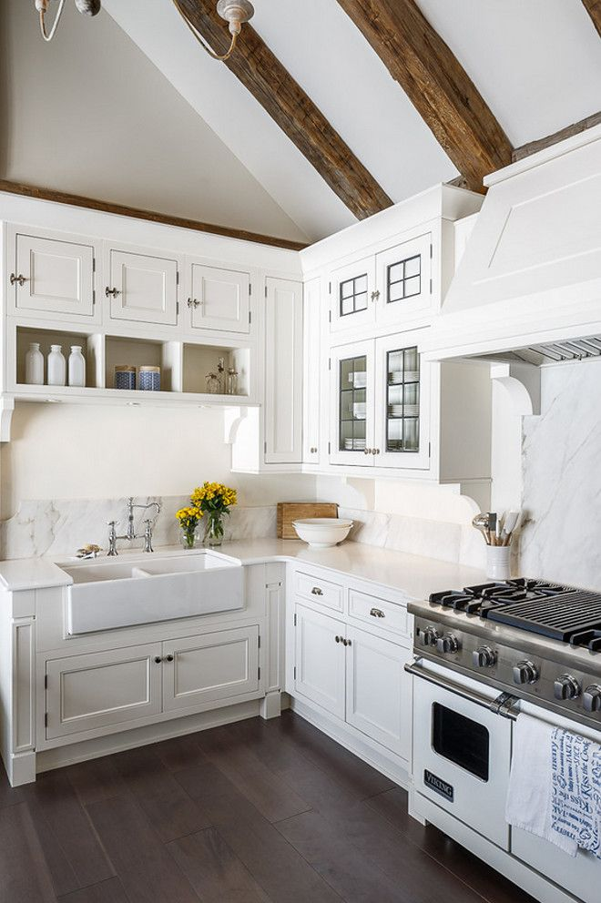 150 best color white home decor images on pinterest for Kitchen designs canada