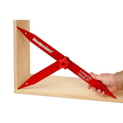Woodpeckers One-Time Tool Pythagoras Gauge 4pc Set
