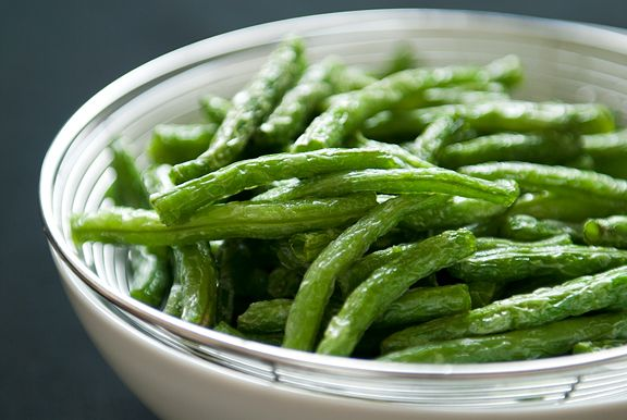 chinese dry-cooked string beans recipe   use real butter: Asian Recipe, String Beans Recipe, Nomnom, Recipe Sites