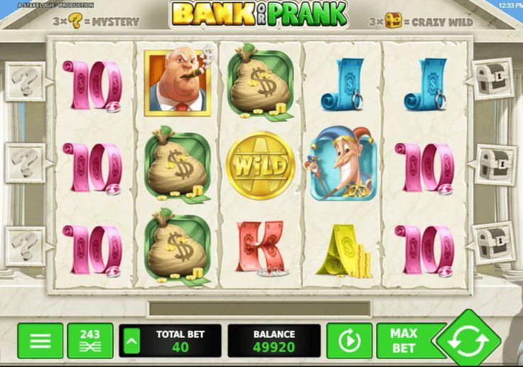 Bank or Prank - http://www.automaty-ruleta-zdarma.com/bank-or-prank-automat-online-zdarma/