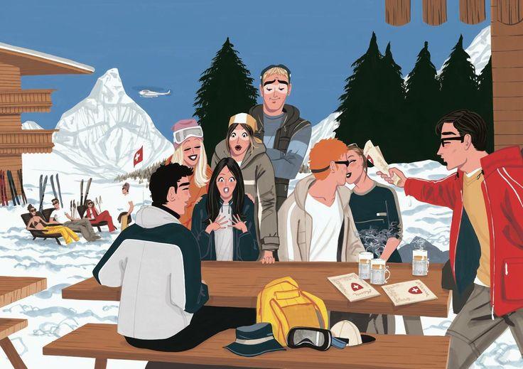 Jordi Labanda Illustration