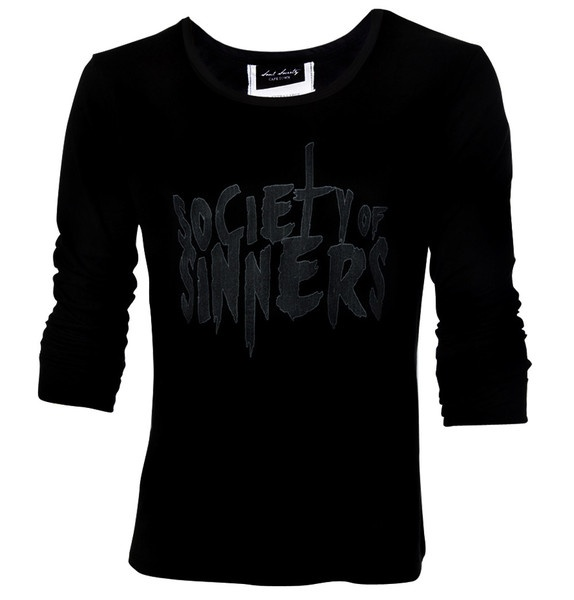Society of Sinners Long Sleeve