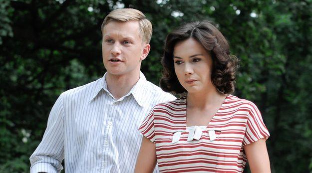 Jakub Wesołowski i Olga Bołądź
