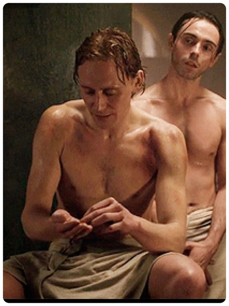 The Hollow Crown Henry IV Part 2... and again he's sitting with his legs wide open...