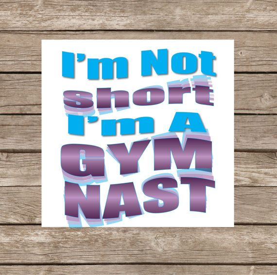 Short Gymnastics Quotes And Sayings: 28 Best Gymnastics Silhouettes Images On Pinterest