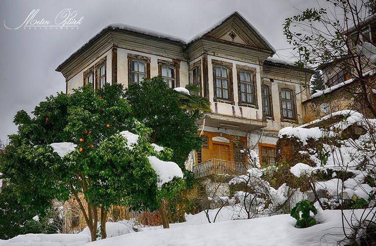 Akçaabat --Orta Mahalle --TRABZON  Foto : Metin Öztürk