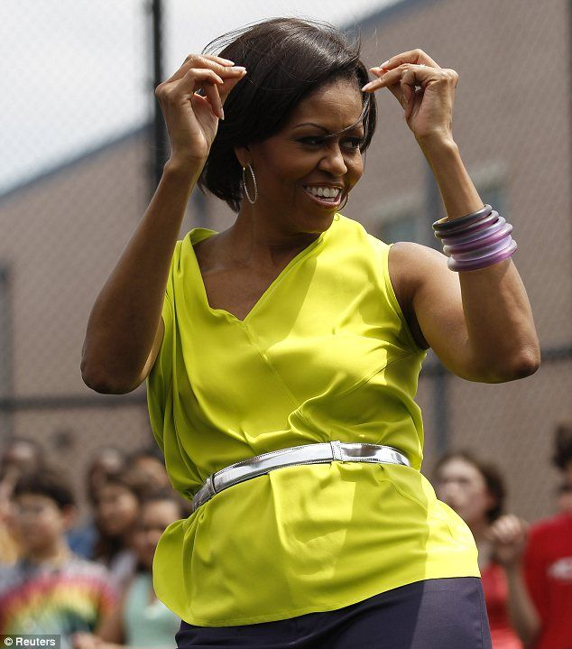 Michelle Obama becomes 1st U.S. first lady to release a hip-hop album