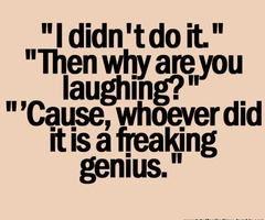 Hahahahaha that's so trueFreak Genius, Funnyquotes, Remember This, Laugh, Funny Pictures, True, Funny Quotes, Humor, Things