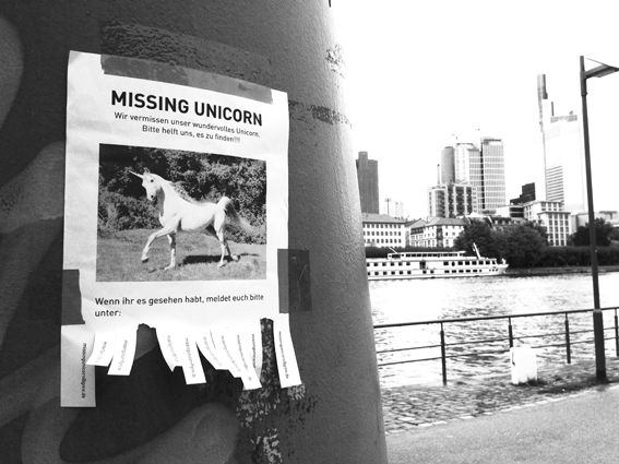 Missing #Unicorn Mission :D   by Eve Lingen