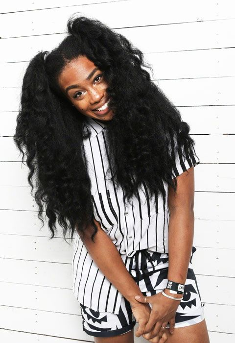 128 Best Images About Sza On Pinterest Her Hair