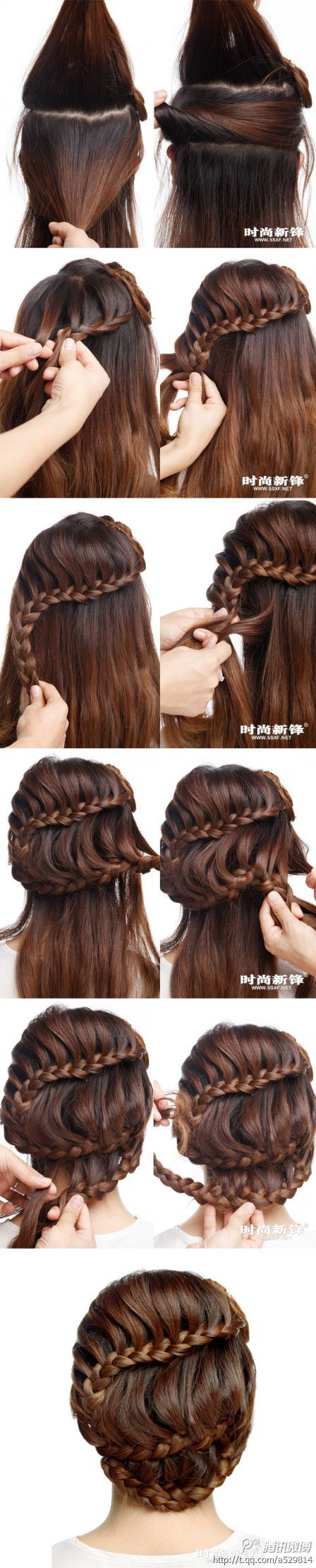 Snake braid