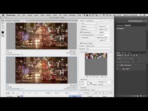10 Ways to Optimize an Animated GIF File - Envato Tuts+ Design & Illustration Tutorial
