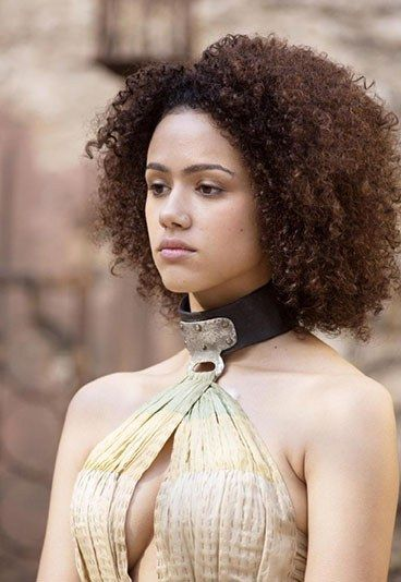 Missandei - Game of Thrones hairstyles step by step - sofeminine