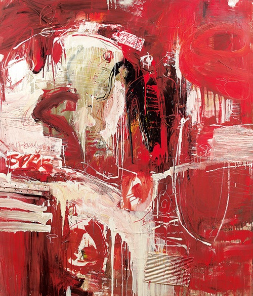 'Venus on Fire' (1991) by Franco Kappl