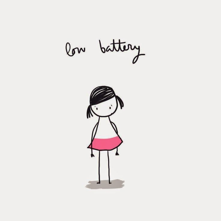 Grief is exhausting. Remember to recharge