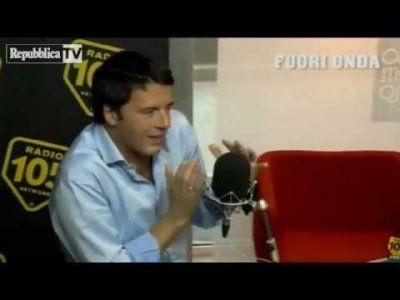 IN UN FUORI ONDA DI RADIO 105 DICE:''IN PARLAMENTO CI PORTO I MIEI AMICI''. E GLI ITALIANI CHE L'HANNO PURE FATTO VINCERE!! CHE PAESE DI MERDA!!