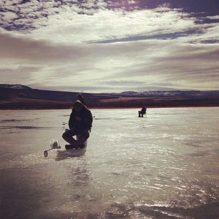 35 best wide open spaces images on pinterest beautiful for Otter ice fishing