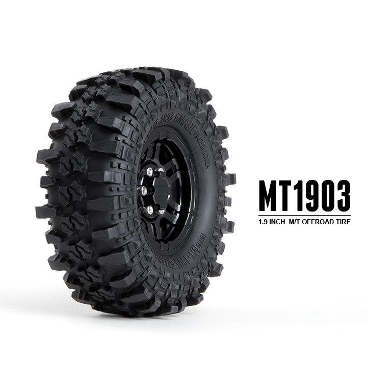 """MT1903 1.9"""" OFF-ROAD TIRES (2)"""