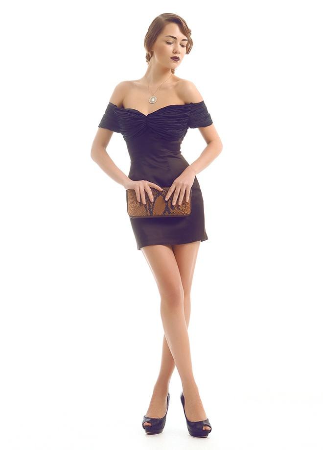 Ece Sükan Vintage Marcio pena - elbise Markafoni'de 300,00 TL yerine 97,99 TL! Satın almak için: http://www.markafoni.com/product/3549680/