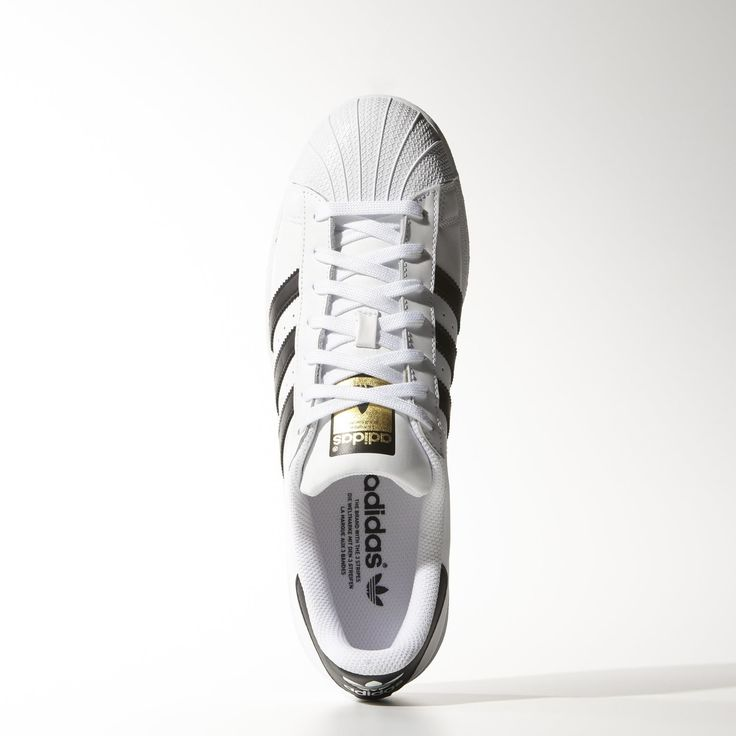 Adidas Superstar Foundation (Preschool) $54.99 Sneakerhead