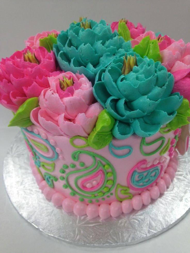 25 Best Ideas About Paisley Cake On Pinterest Unicorn