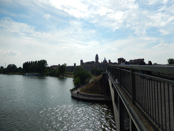 Ponte di S.Giorgio ~ MANTOVA 20.04.2014